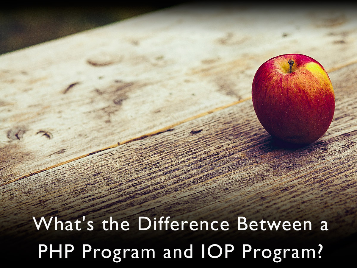 What's the Difference Between a PHP Program and IOP Program for Addiction?